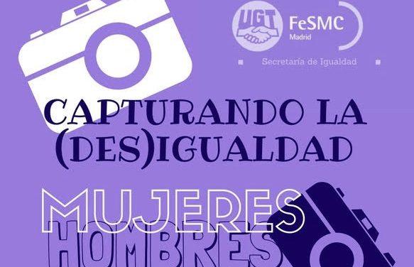FeSMC Madrid convoca CONCURSO FOTOGRÁFICO: Capturando la (des)igualdad