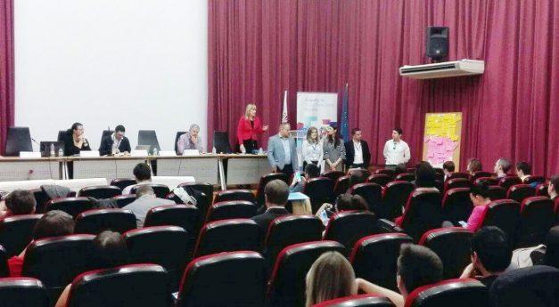 FeSMC-UGT participa en la Conferencia Europea de Juventud