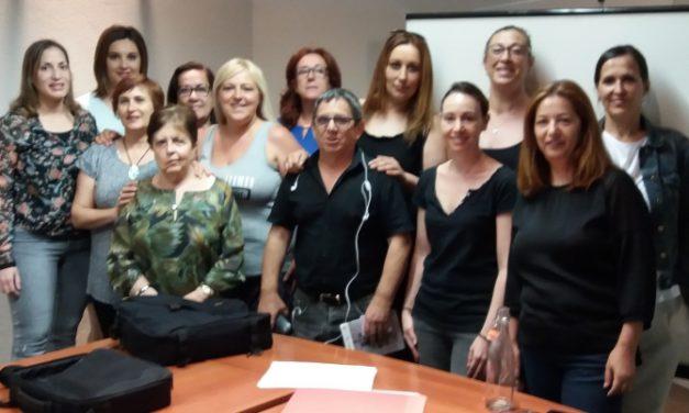 La secretaría de Igualdad FeSMC Madrid celebra taller de Igualdad dirigido al Sindicato Sectorial de Limpieza