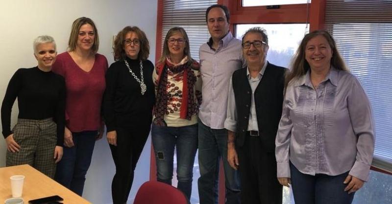 UGT, USO y CCOO firman el nuevo plan de Igualdad de Sasegur