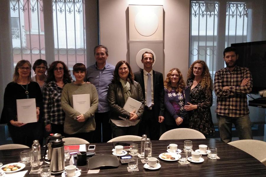 UGT firma el I Plan de Igualdad de Elis Manomatic